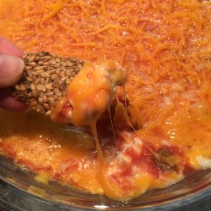 Quick & Easy Mexican Dip