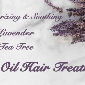 Moisturizing & Soothing Hot Oil Hair Treatment
