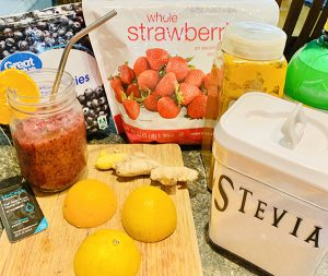 Smoothie Ingredients